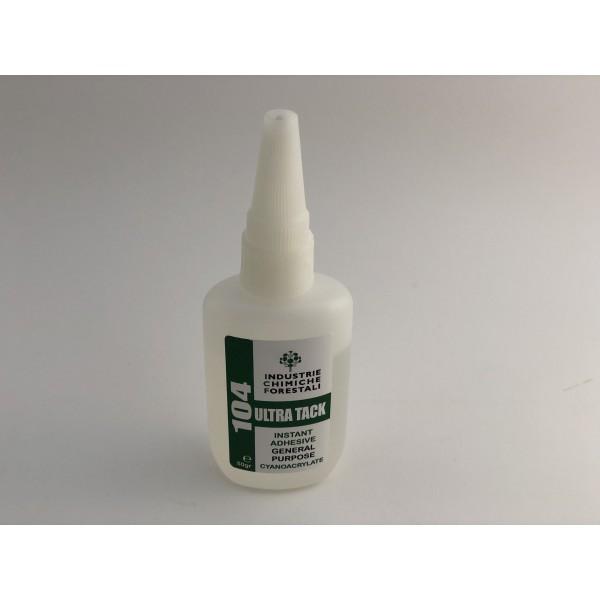 ULTRA TACK 104  клей на цианакрилатовой основе (молекулярный)