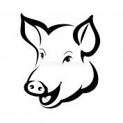 Свиная подкладочная кожа