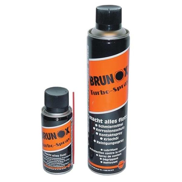 Универсальная смазка BRUNOX Turbo-Spray  500 ml