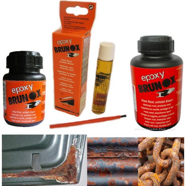 Преобразователь ржавчины BRUNOX EPOXY 30 ml